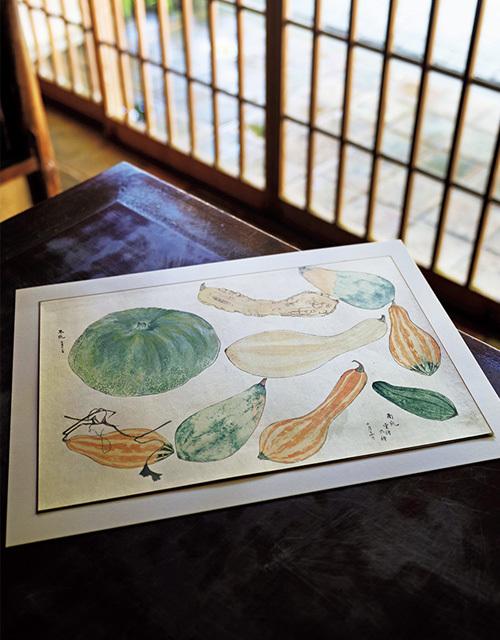 """一点ものの肉筆画や版画が気軽に! てっさい堂の""""植物画""""【京都 唯一無二の逸品】_1_1-3"""