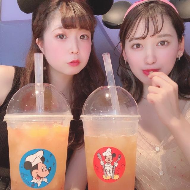 【 TokyoDisneyland 】時間限定 の タピオカ !?_1_3-3