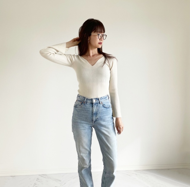 UNIQLO and Mame Kurogouchi:購入品紹介【40代 私のクローゼット】_1_5