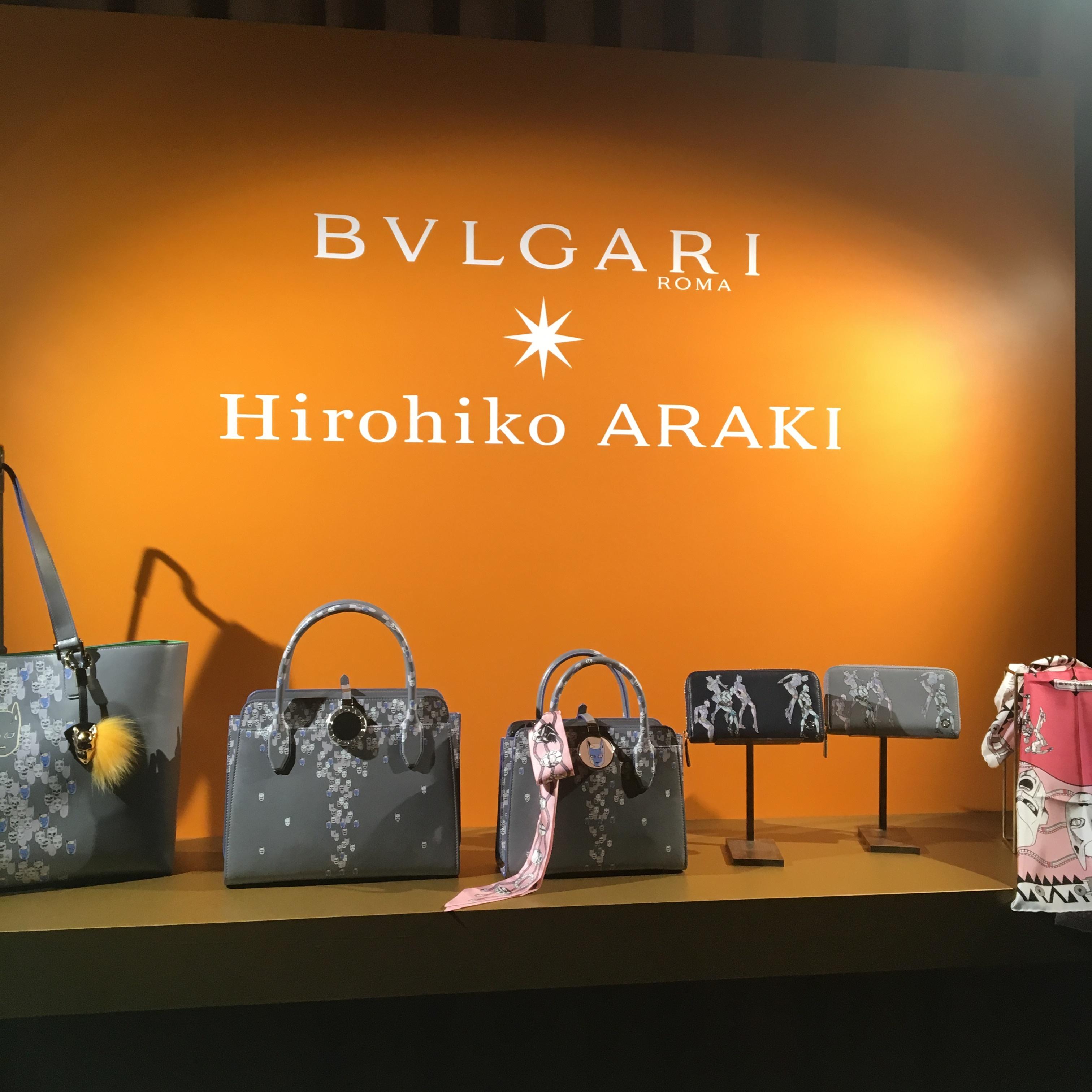 BVLGARI♡2018SS♡BAG展示会_1_1