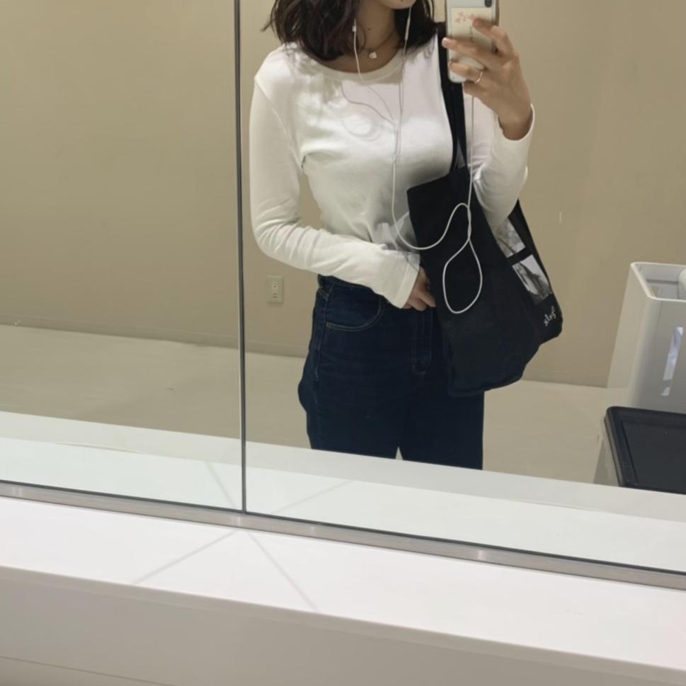 【学校コーデ】GUで買った服を着てみた!!_1_2