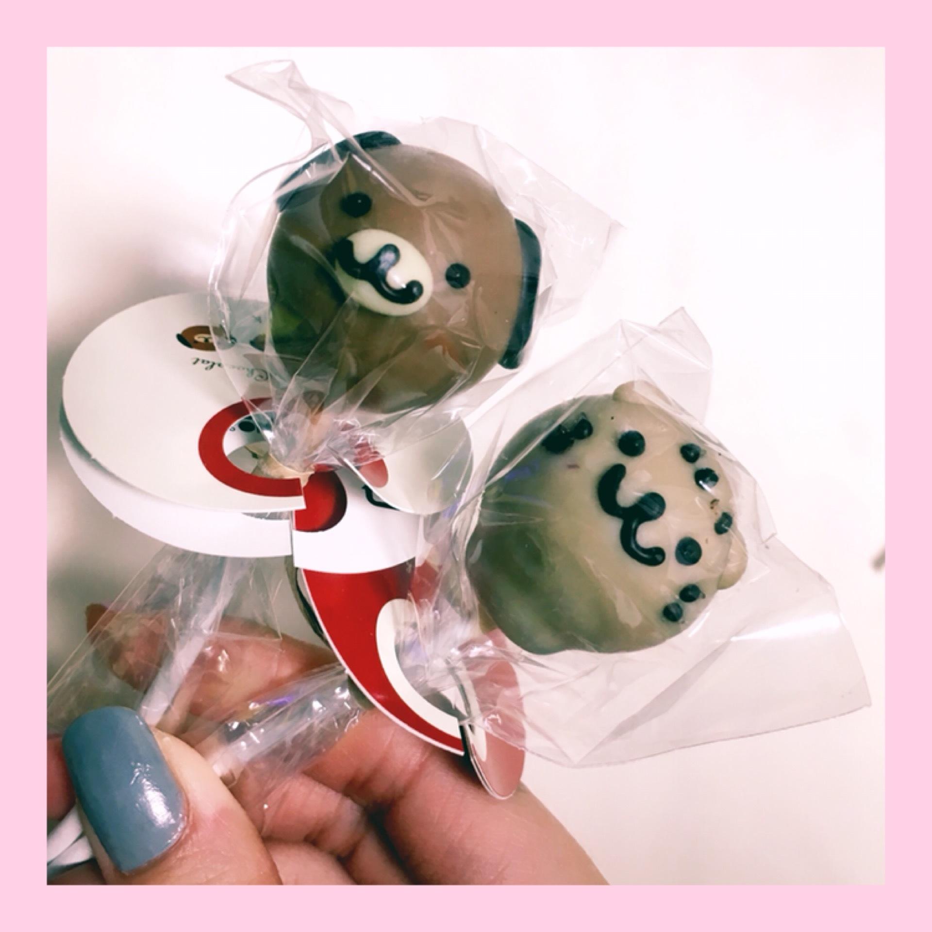 贈物にも最適♡ 花束みたいな『 lollipop chocolate 』♩¨̮⑅_1_3-1
