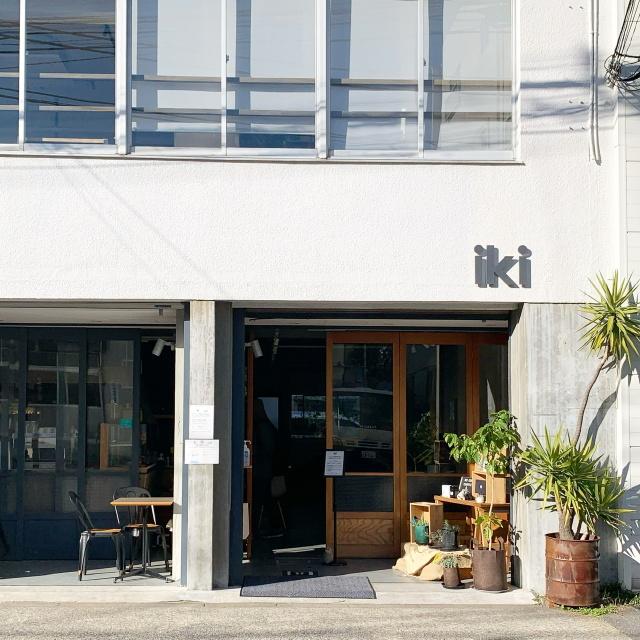 開放感抜群な清澄白河のカフェ、ikiエスプレッソ。_1_1