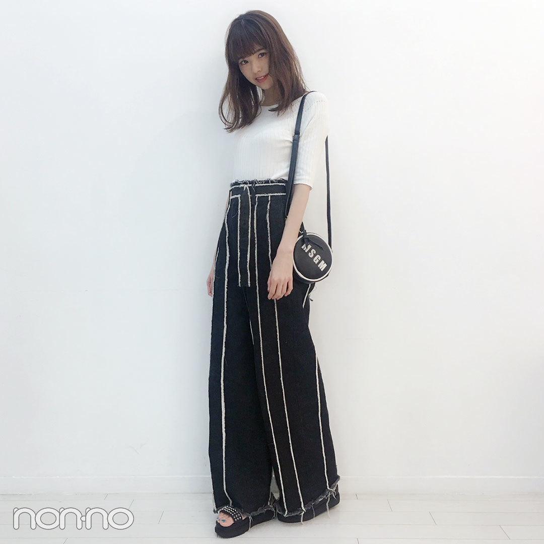 モデルの私服|鈴木優華
