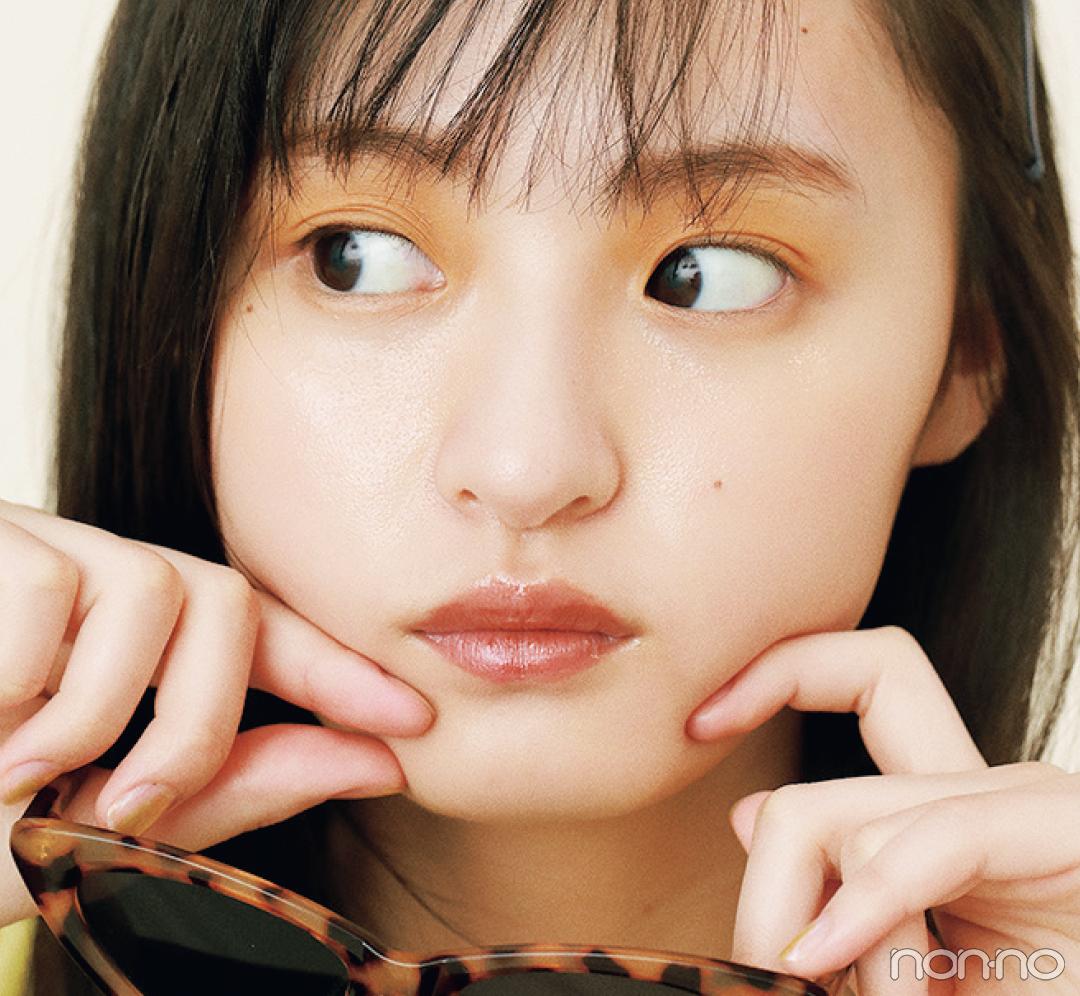 遠藤さくらが「シトラスメイク」で夏のヒロインに♡  vol.4_1_6