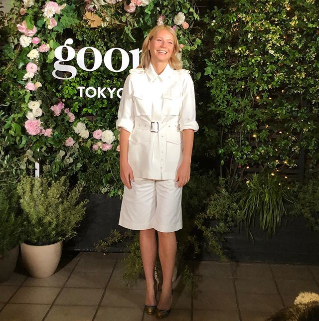 グウィネス・パルトロウのブランド『goop』のショップが東京ミッドタウンに限定オープン!_1_1