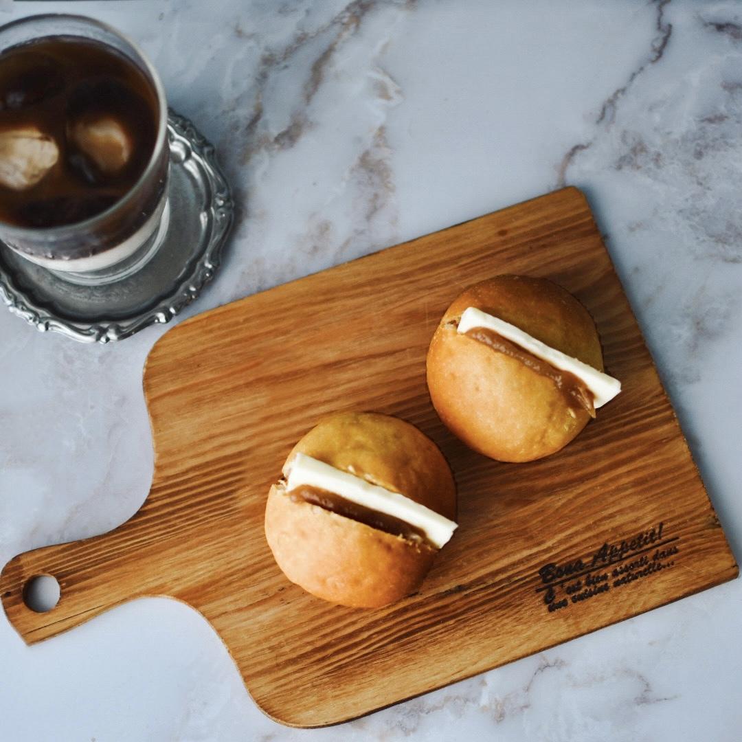 マールブランシュ「モンブランクリーム」は、パンに付けて朝食に
