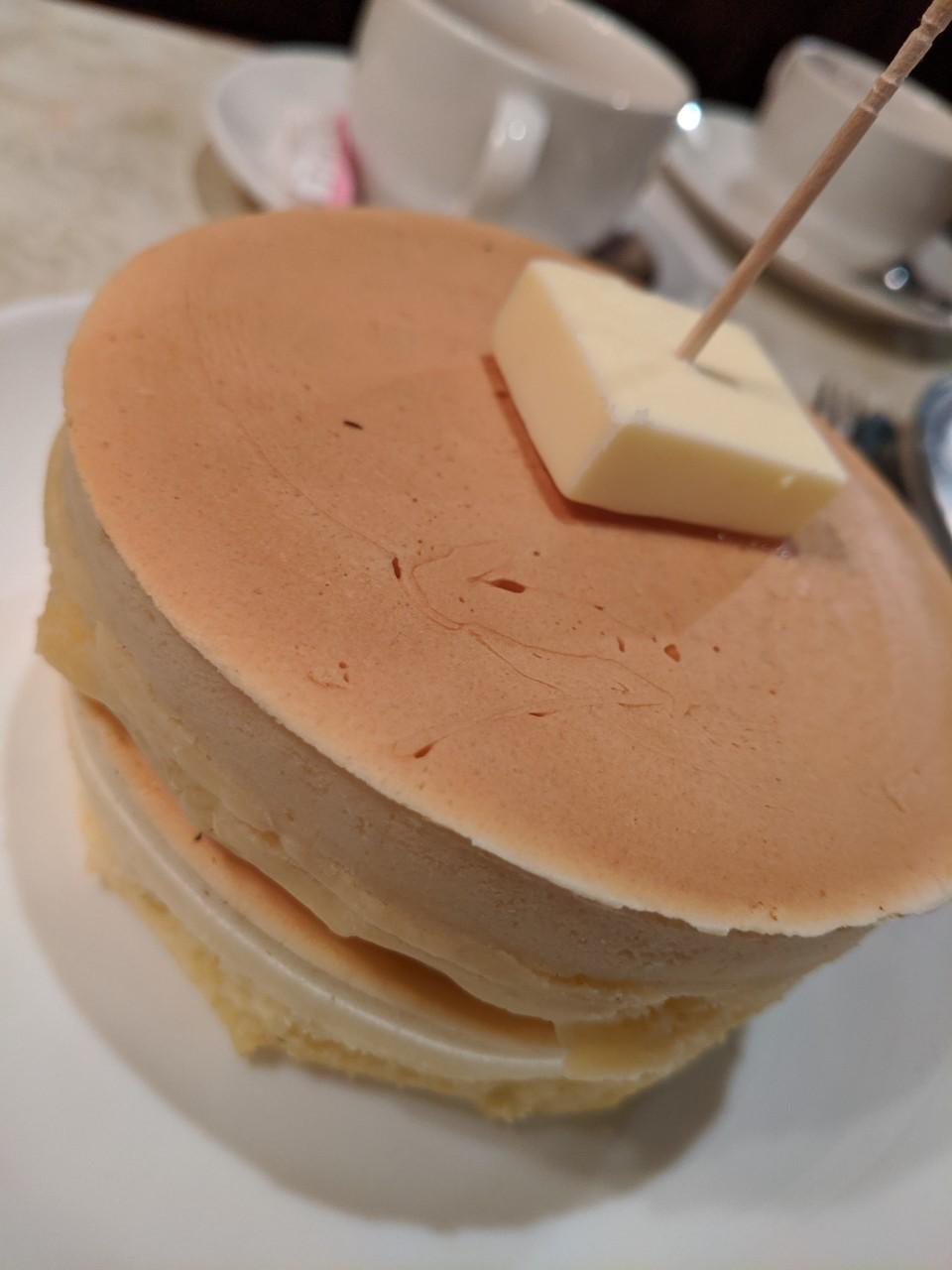 一周まわってクラシックなホットケーキ食べたくない?_1_4