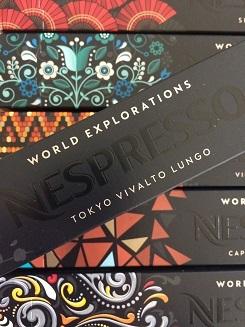 NESPRESSOでコーヒーの都市へ世界旅行✈_1_1