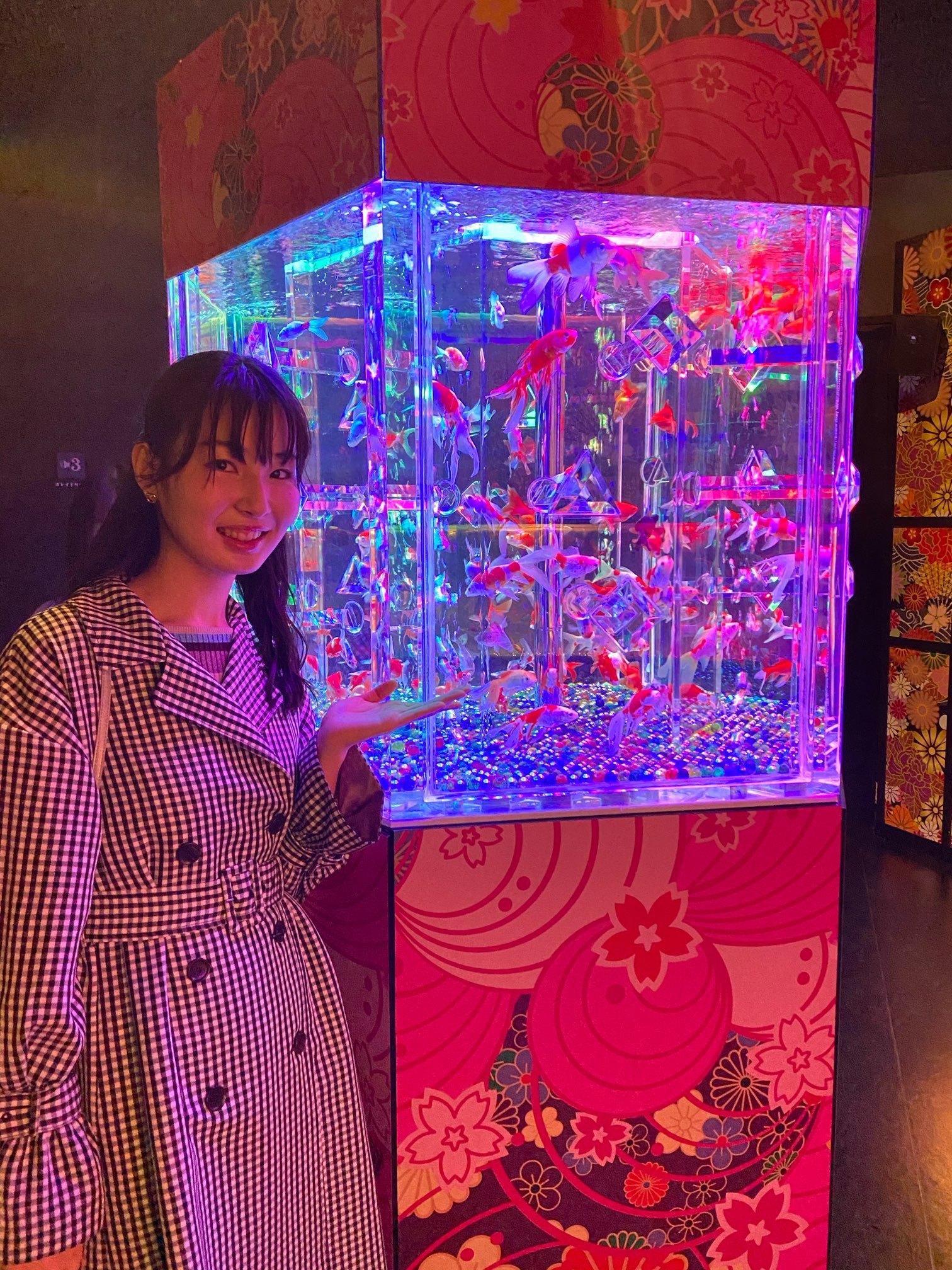 【日本橋】「アート」な水族館!?_1_4-3