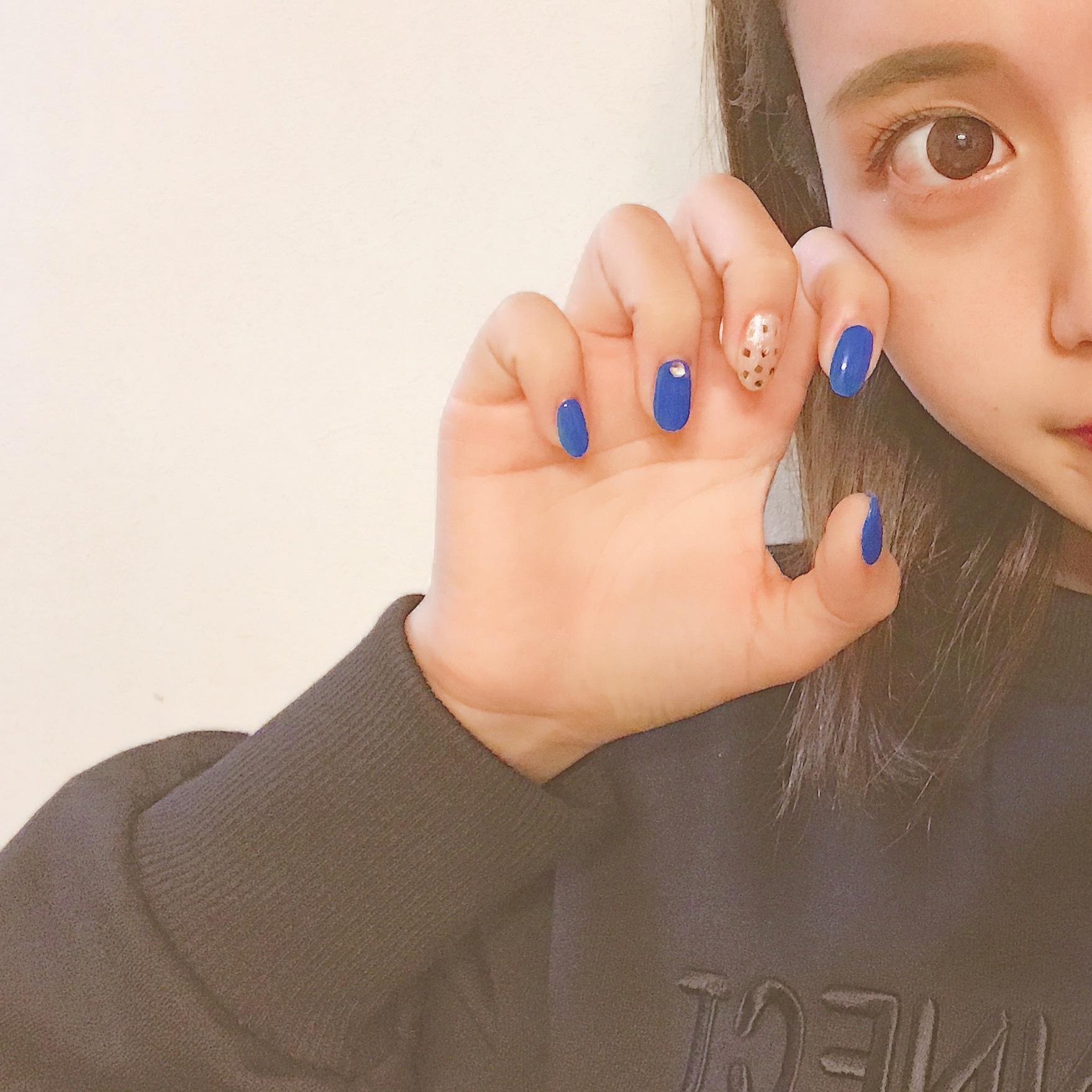 【オシャレは爪先からʕ•̫͡•ʔ♬✧】  この冬におすすめのネイルデザインとは!?_1_1