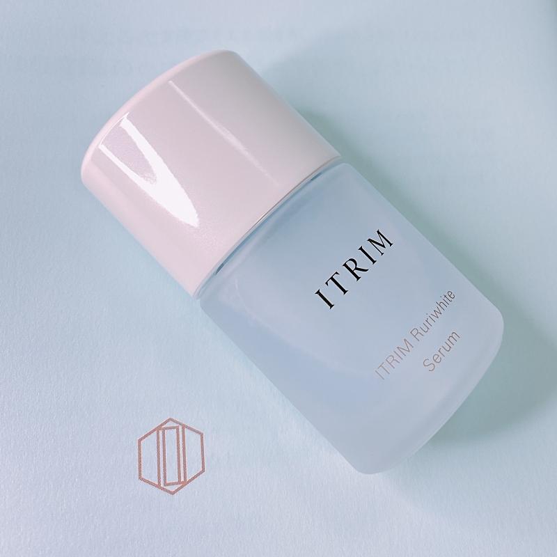 ITRIMのルリホワイトシリーズはラインで使いたくなる美白スキンケア