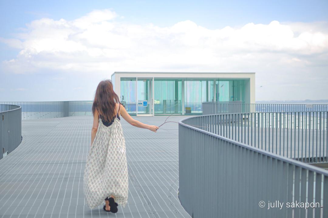 【さかぽんの冒険】空と海に癒される横須賀きっぷ❤️@横須賀美術館_1_8