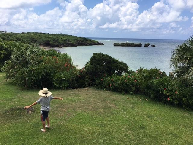 夏終盤は西表島の旅 大自然を満喫!気楽な息子と二人旅①_1_1