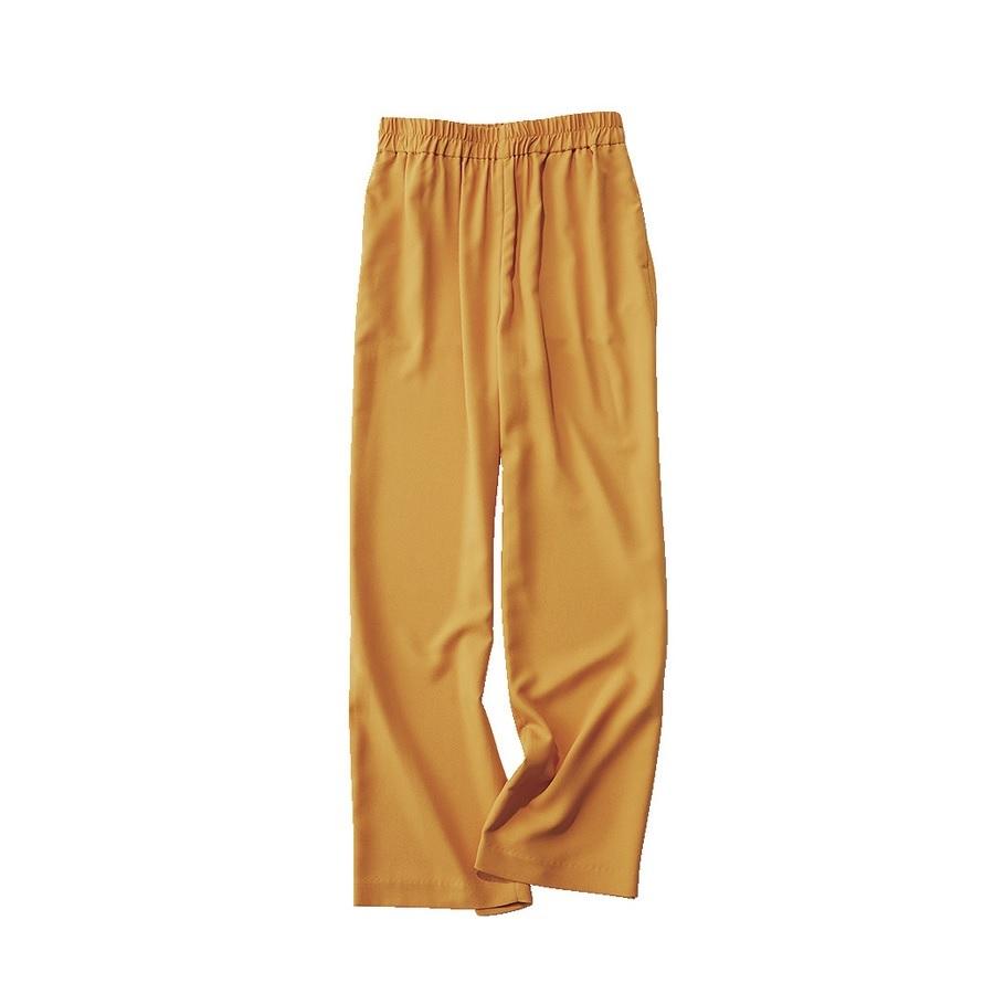 ファッション OUTER SUNSETのカラーパンツ