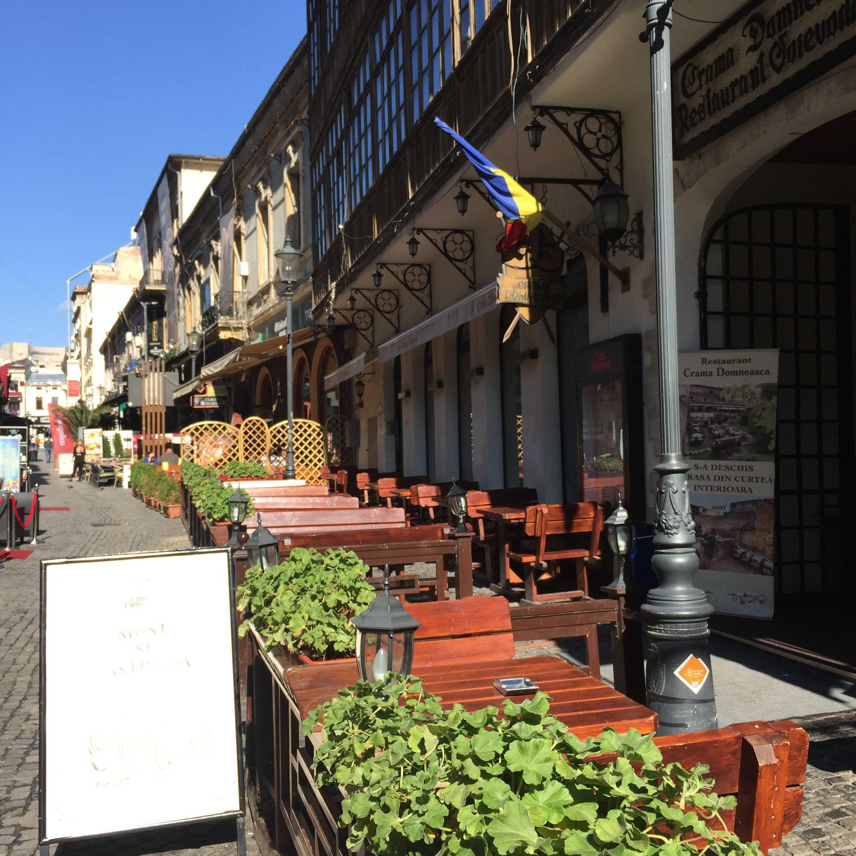 ブカレスト散策を楽しむなら!昼も夜も旧市街♡_1_3-2