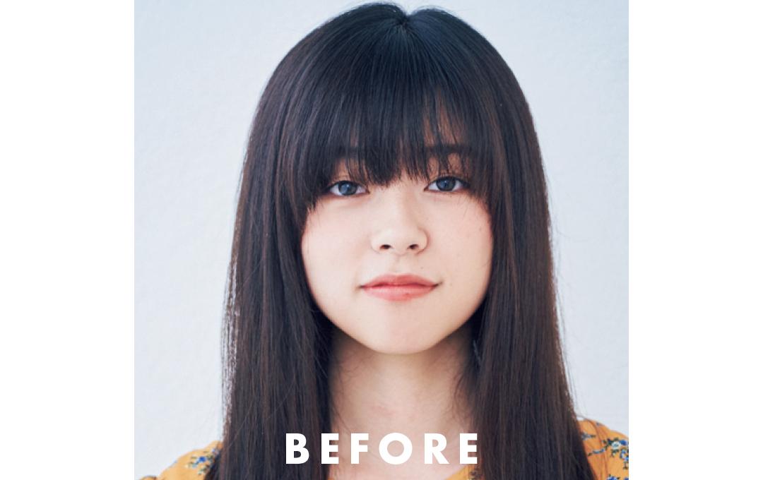 今田美桜さんの「人生を変えた前髪」、完コピでよーくわかる!【2019年★髪型を変える!】_1_4-3