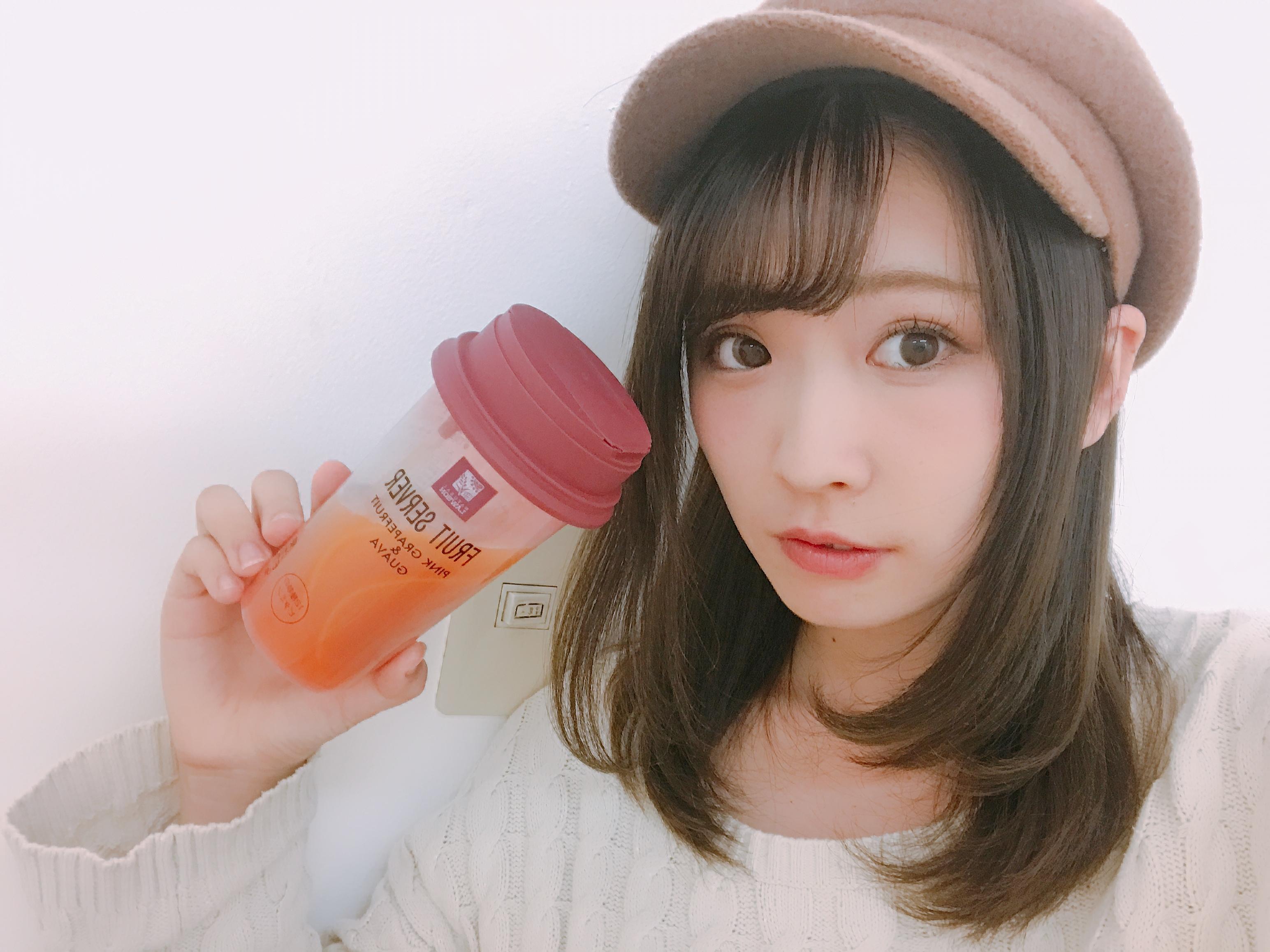 """""""コンビニでカフェジュース?!""""LAWSON新作♡絶品♡フルーツジュース_1_1"""