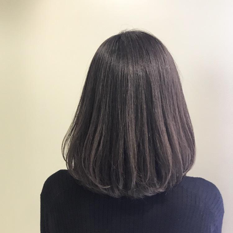 秋髪。ロブを艶やかエアリーにマイナーチェンジ!_1_2-2