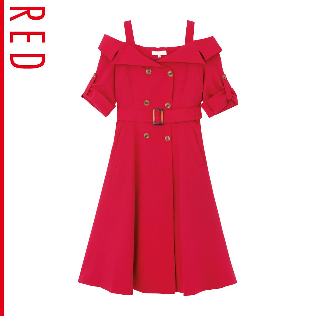 新木優子が着る夏の赤★ イイ女もカジュアルダウンも赤なら簡単!_1_3-4