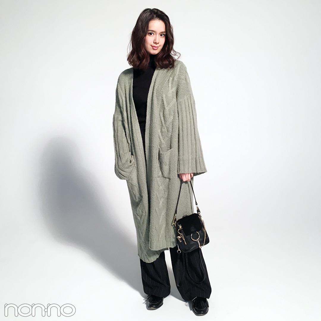 佐谷戸ミナはプチプラコーデをクロエのバッグで格上げ♪【モデルの私服スナップ】_1_2-1