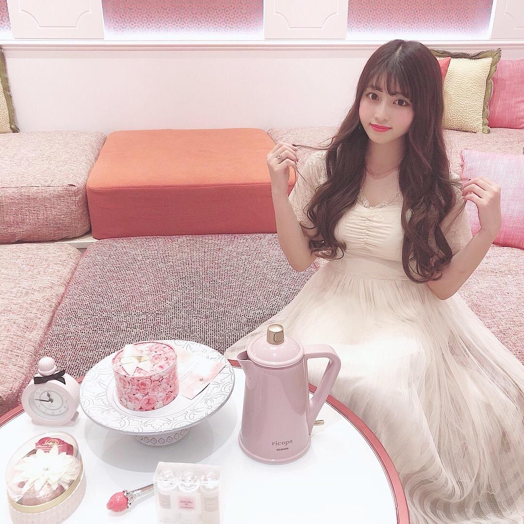 【JILL STUART】girly全開なピンクのホテル♥_1_12