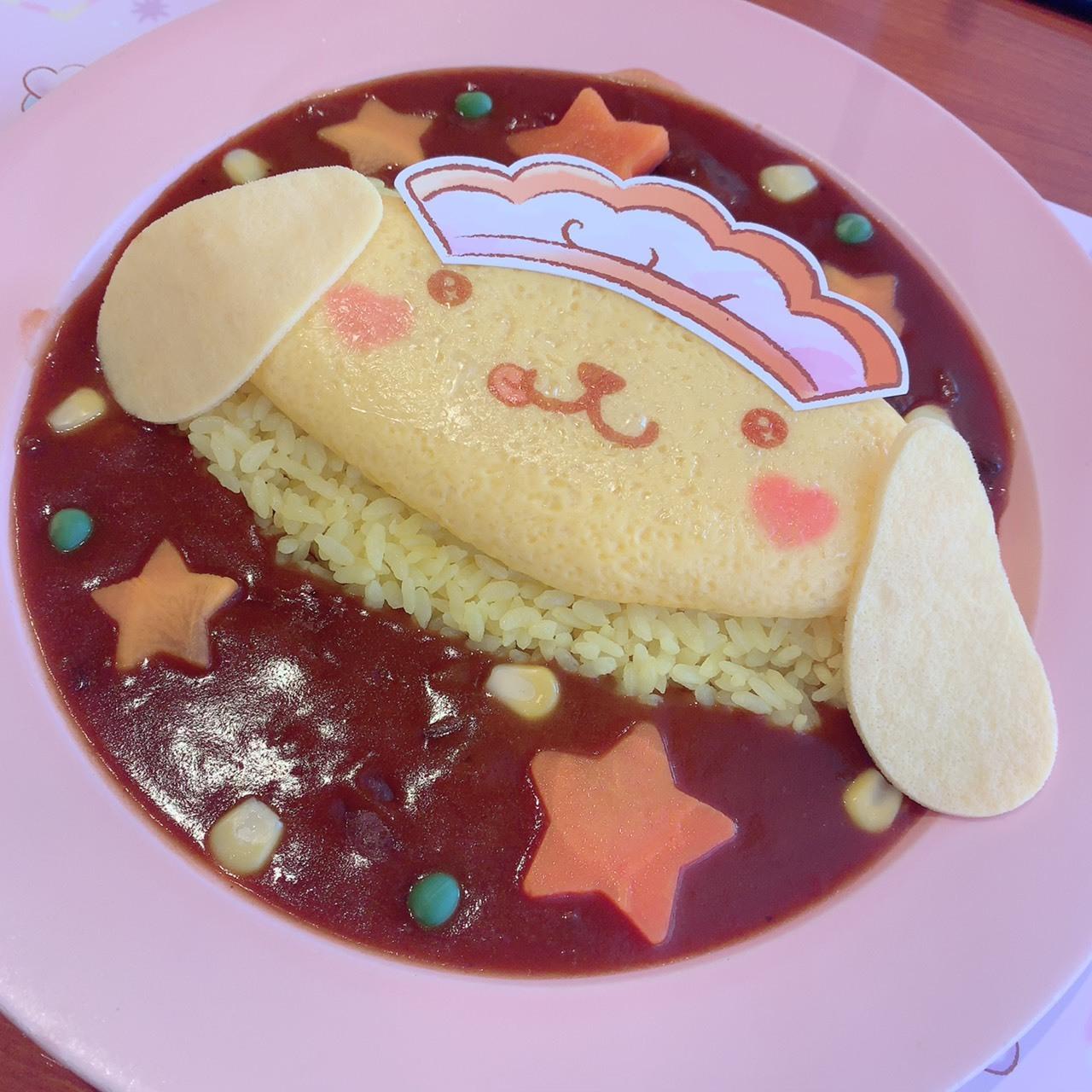 期間限定のポムポムプリン×@ほぉ~むカフェが可愛すぎる!!_1_1