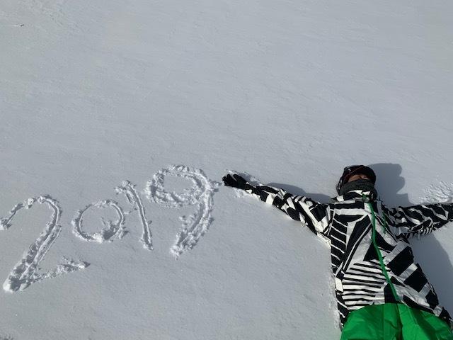 お正月はスキー場で♪妻も母もお休みです(^^♪_1_2-2