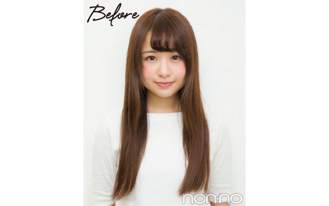 今っぽ♡ ふんわりミディアムヘアのお手本BEST3~髪を切るなら夏モテヘア★_1_2