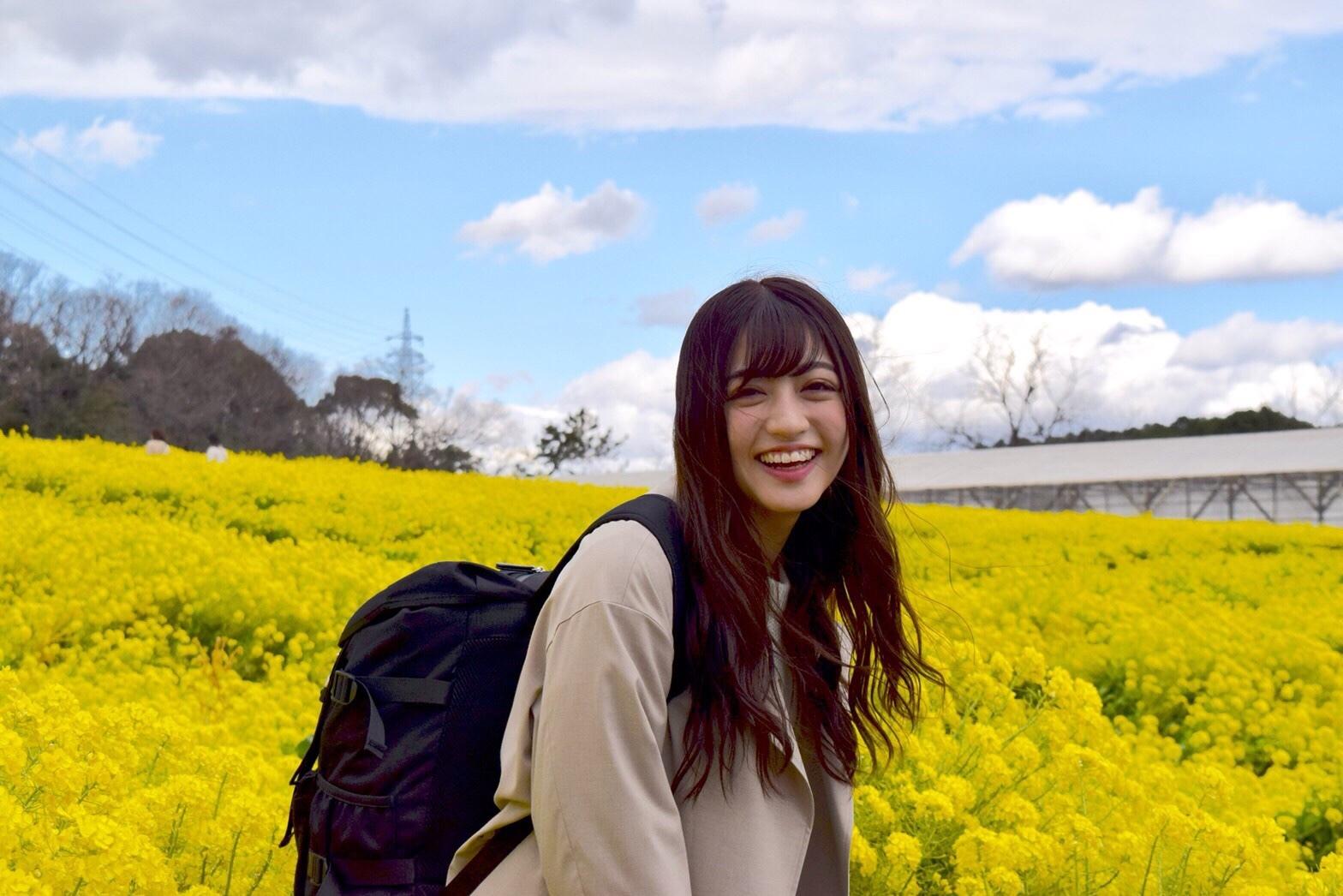 菜の花畑がインスタ映え!!女子5人で名古屋旅行❤︎_1_9