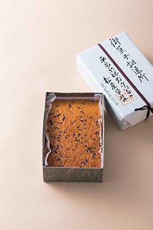 エクラ編集部がセレクトする 自分用に買って帰りたい京都の味 五選_1_1-2
