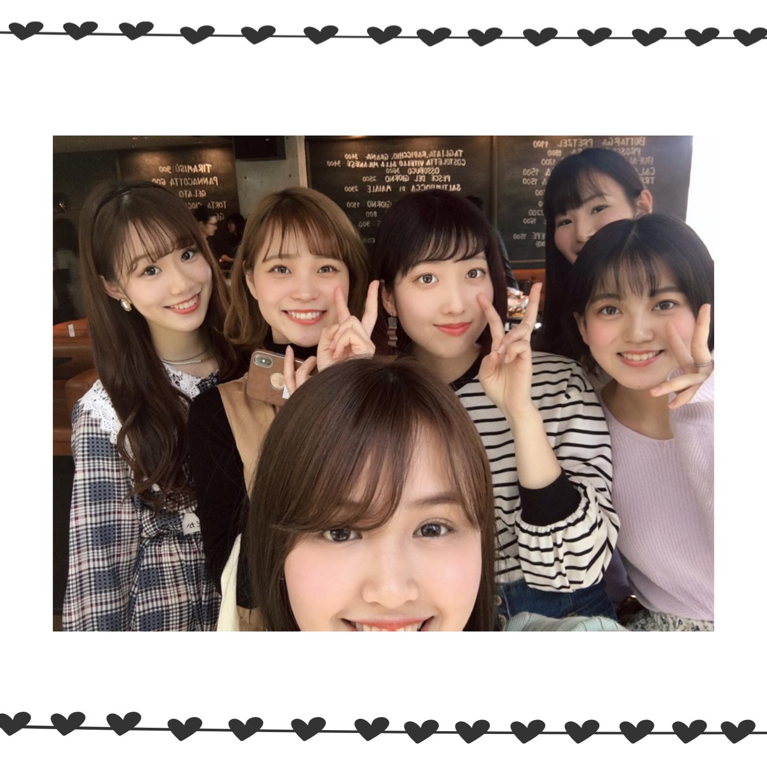 カワイイ選抜オフ会!ブログ賞を頂きました❤︎_1_1