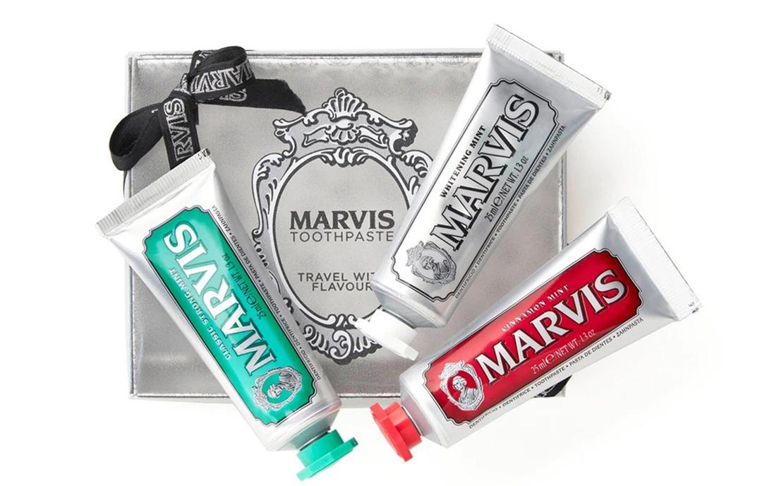 3000円代のプレゼントにおすすめ! MARVISの歯磨き粉