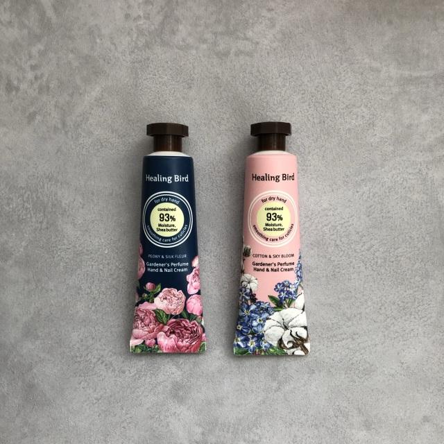 アロマ香る、お気に入りの韓国コスメ、ハンドクリーム_1_2