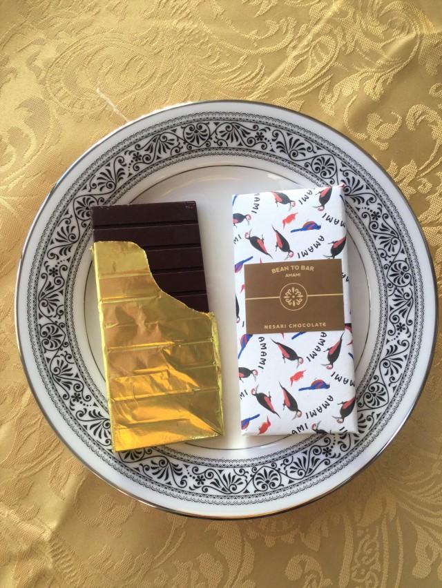 私のご褒美チョコ♡奄美大島「ネサリチョコレート」_1_2
