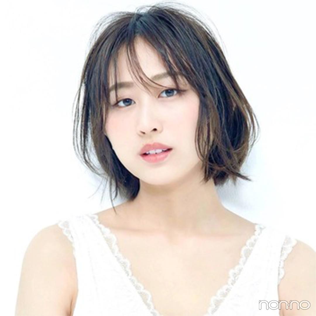 新ノンノ読者モデル・小湊一凜さん(No.98 りんりん)のプロフィール写真