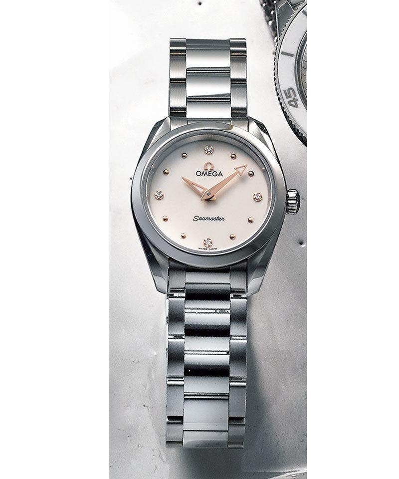コストパフォーマンスも優秀!しなやかに腕に沿うブレスレットタイプの時計_1_1-2