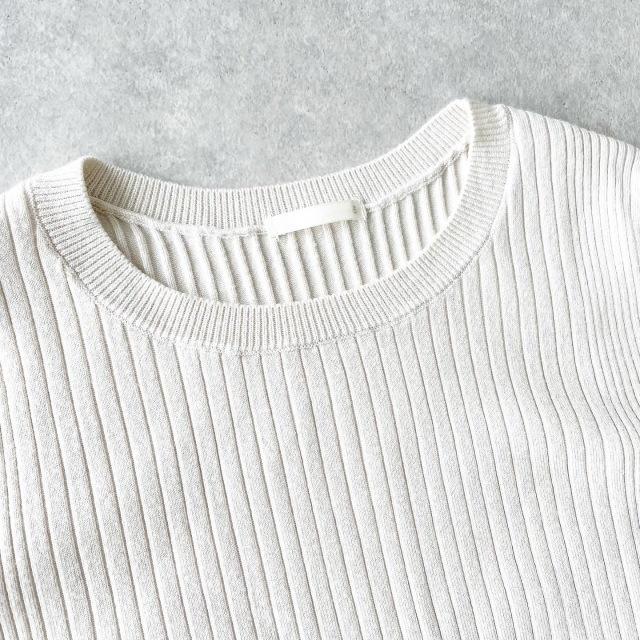 思わずイロチ買い!GU新作セーター【tomomiyuコーデ】_1_2