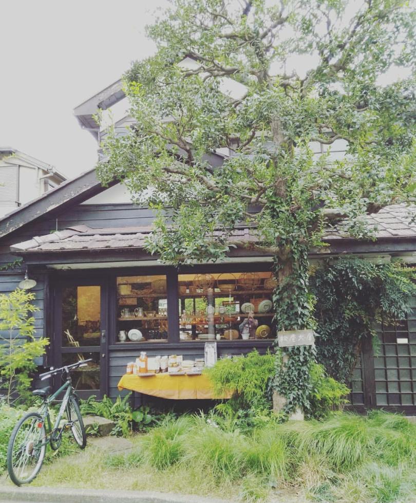 雨の古民家カフェ in 西荻窪2軒_1_7