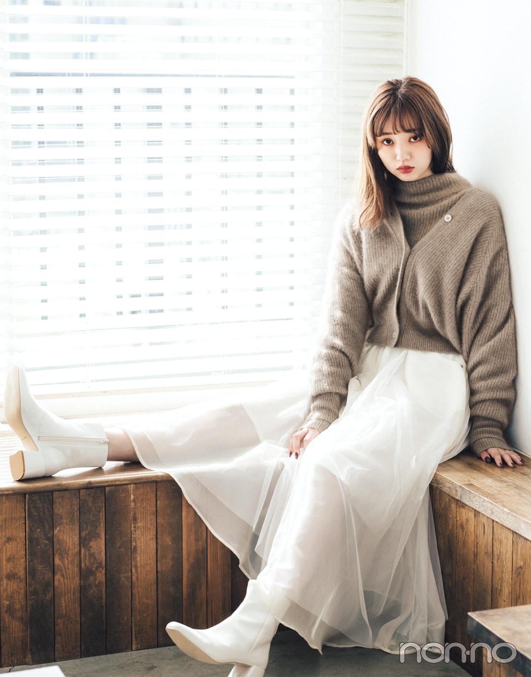 2019秋冬トレンド、江野沢愛美がキープしたアイテムは?_1_2