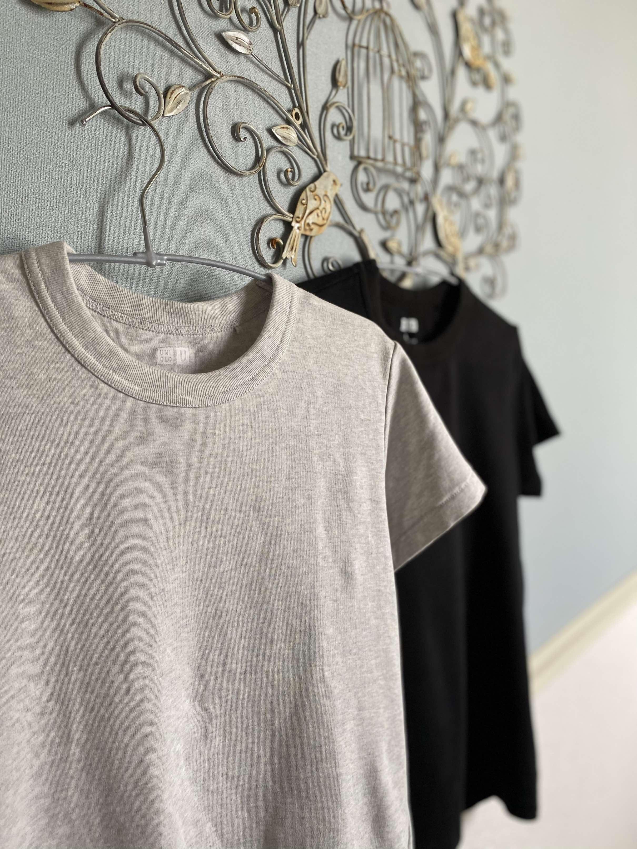 UNIQLOのTシャツは出番多し♩_1_1