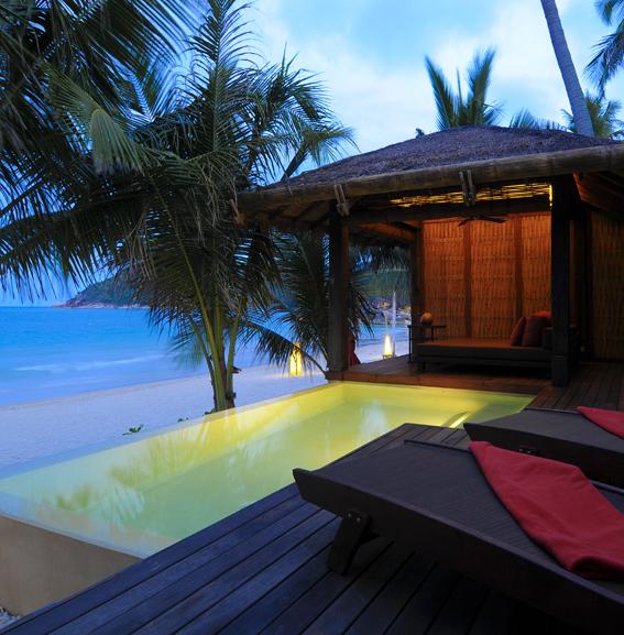 タイビーチのビーチを楽しむ、離島のホテル5選(リペ/クラダン/サメット/パンガン/チャン) _3_2-5