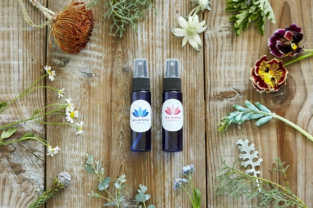 羽田美智子さん&濱美奈子さんのトークとアロマの香りに癒される「M's aroma クリスマスワークショップ」_1_2