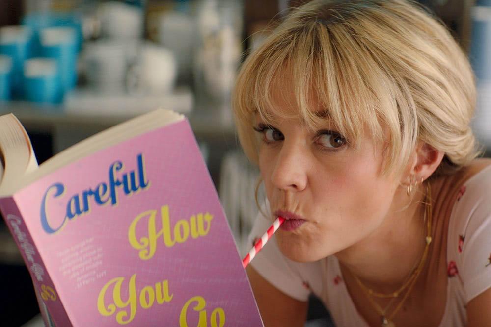 「前途有望な若い女性」だったキャシーの描く復讐劇の行方は(c)2020 Focus Features