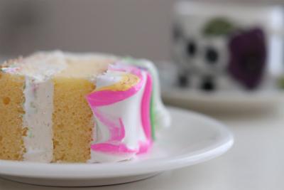 コストコのBIGケーキもひな祭り仕様に♪_1_2