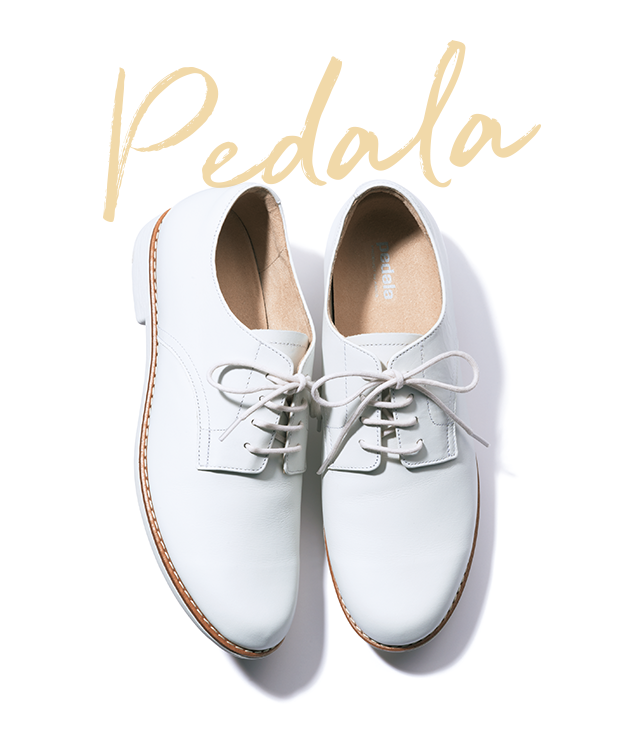 ●靴¥24,000/アシックスジャパン(ペダラ)