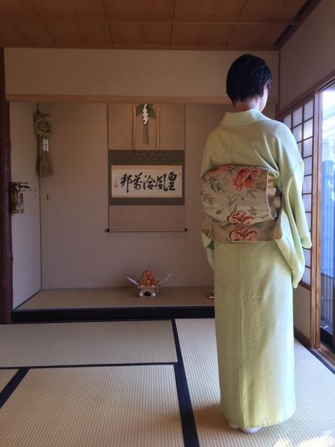 2020:新年最初のお茶会『お初釜』_1_2-2