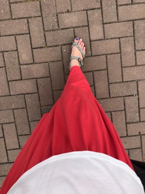 色違い全部買い!ふんわりスカートはユニクロプチプラで!_1_2