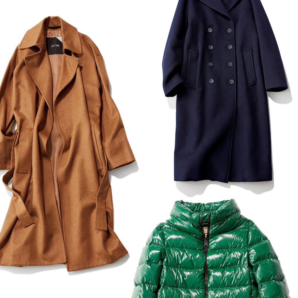 女っぷりシンプル派の冬パンツからおしゃれプロが買ったコートまで【人気記事ランキングトップ5】_1_1-5