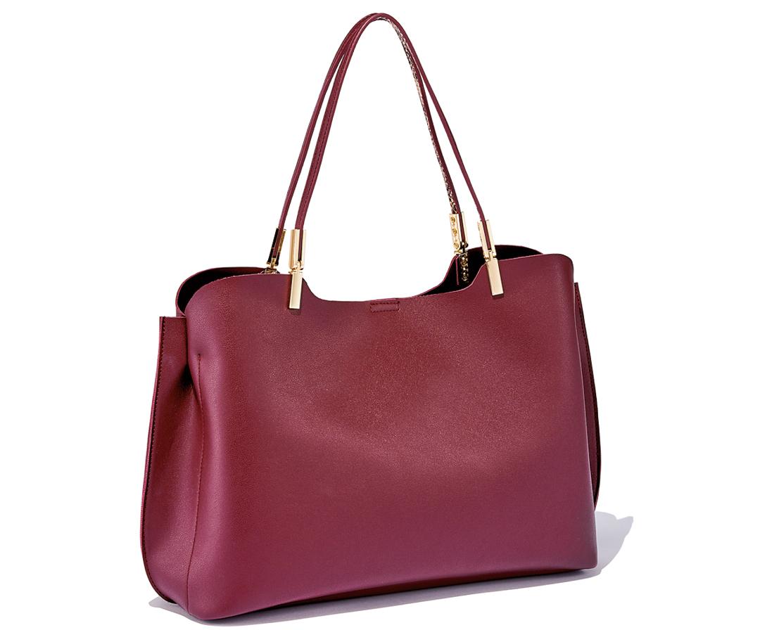 A4ほぼジャストのバッグ★ かしこ可愛いフェミニンカラー5選!【通勤バッグ&通学バッグ】_1_4